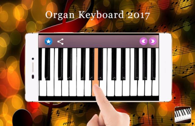 Organ Keyboard 2019 screenshot 5