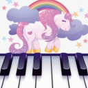 Icon for Pony Piano : Magical Colorful Piano Tiles Kids