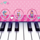 Icon for Surprise Dolls : Play Pink Piano Tiles Music Game