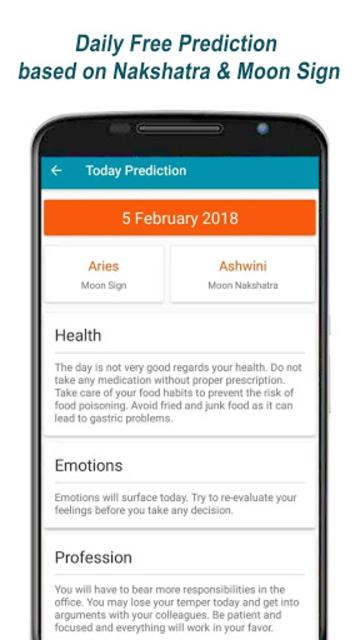 Ask Prediction: Authentic Guru on Astrology App screenshot 3