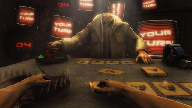 Evil Killer Survival screenshot 3