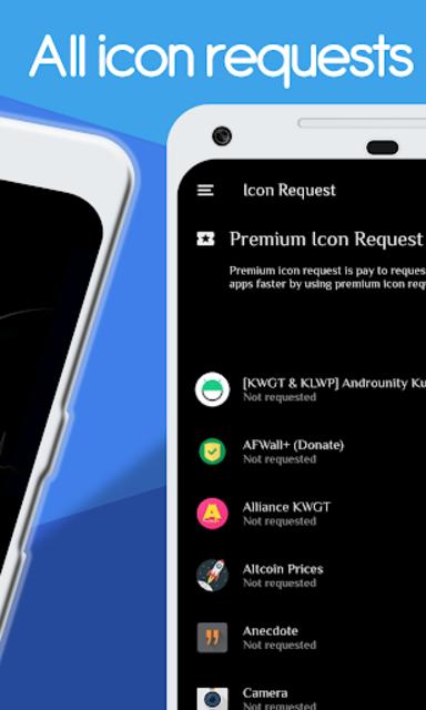 Ciclo - Icon Pack screenshot 2