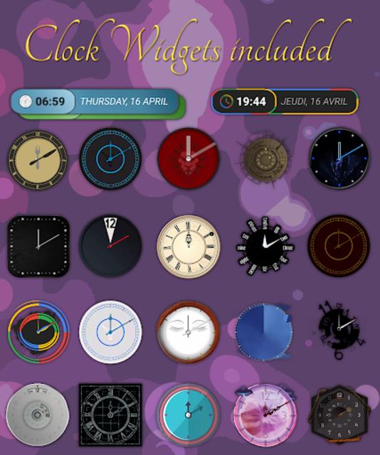 Ciclo - Icon Pack screenshot 7