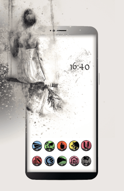 Ciclo - Icon Pack screenshot 4