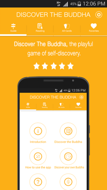 Osho Discover The Buddha screenshot 1