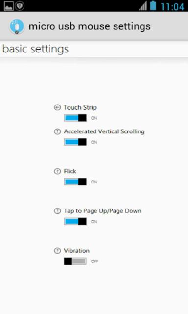 Otg Micro Usb Mouse screenshot 2