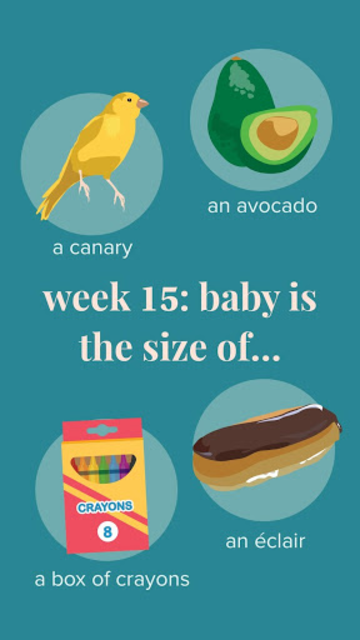 Ovia Pregnancy Tracker: Baby Due Date Countdown screenshot 7