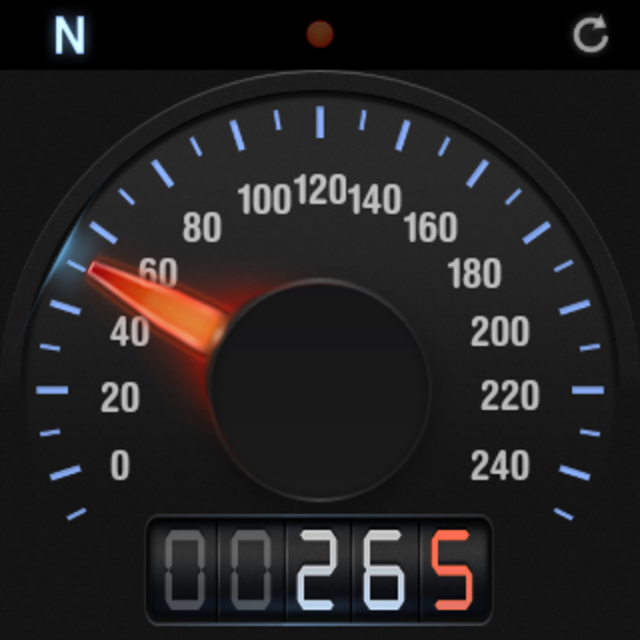 Speed Tracker, GPS speedometer screenshot 14