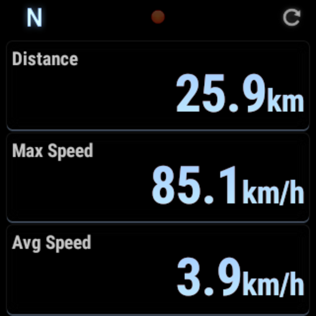 Speed Tracker, GPS speedometer screenshot 17