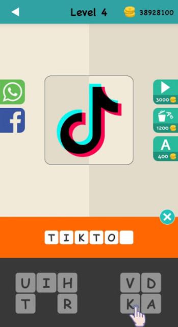 Logo Test: World Brands Quiz, Guess Trivia Game screenshot 2
