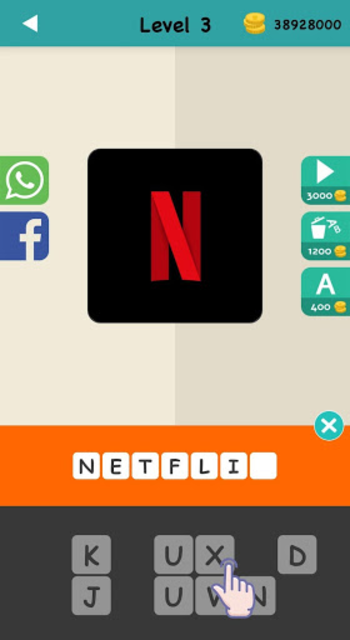 Logo Test: World Brands Quiz, Guess Trivia Game screenshot 3