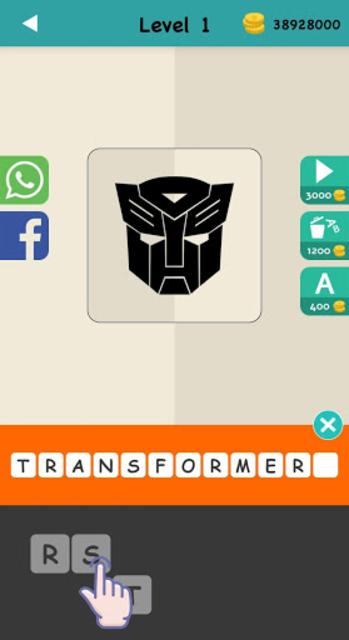 Logo Test: World Brands Quiz, Guess Trivia Game screenshot 8