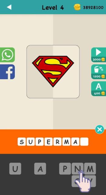 Logo Test: World Brands Quiz, Guess Trivia Game screenshot 5