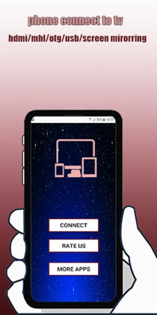 Phone Connector To TV Usb(hdmi/otg/mhl/wifi) screenshot 3