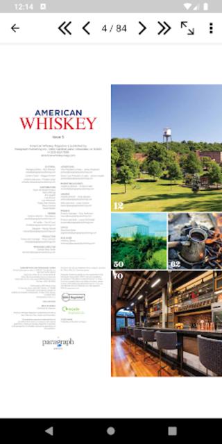 American Whiskey Magazine screenshot 5