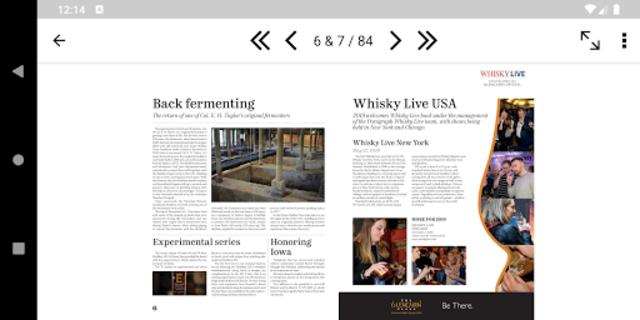 American Whiskey Magazine screenshot 6