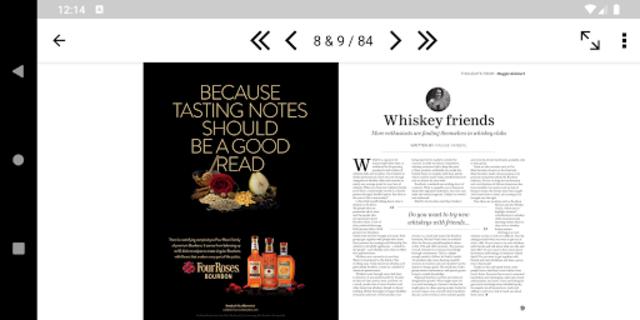 American Whiskey Magazine screenshot 7