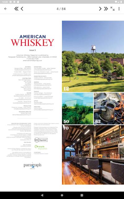 American Whiskey Magazine screenshot 12