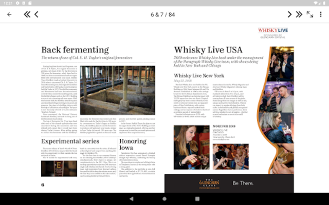 American Whiskey Magazine screenshot 13