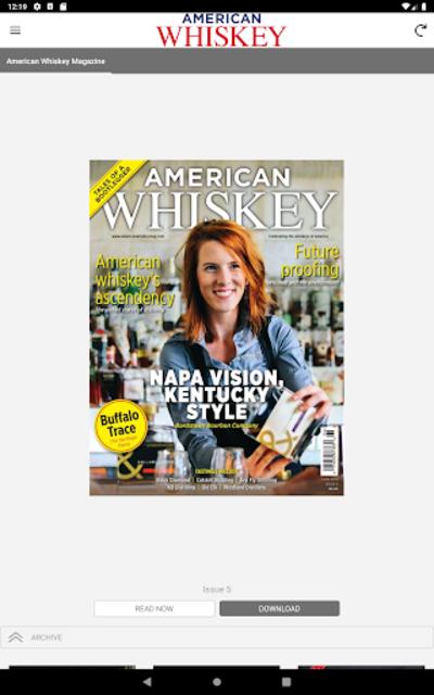 American Whiskey Magazine screenshot 15