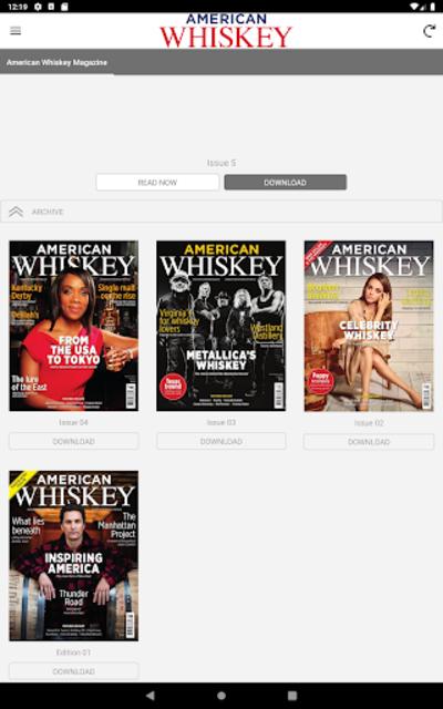 American Whiskey Magazine screenshot 16