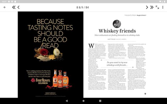 American Whiskey Magazine screenshot 21