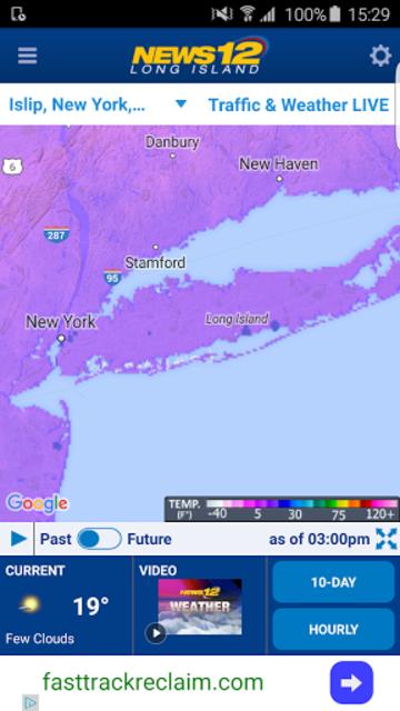 News 12 Weather screenshot 1