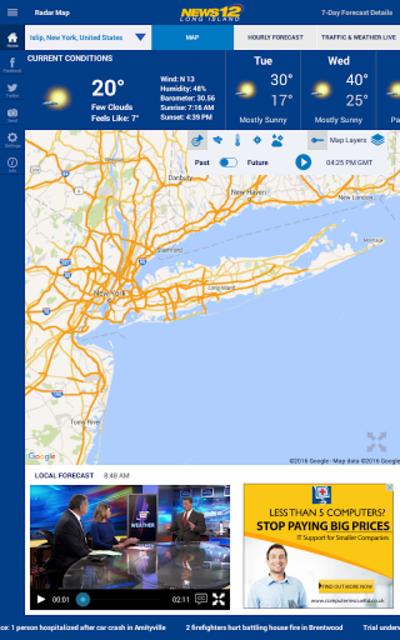 News 12 Weather screenshot 5