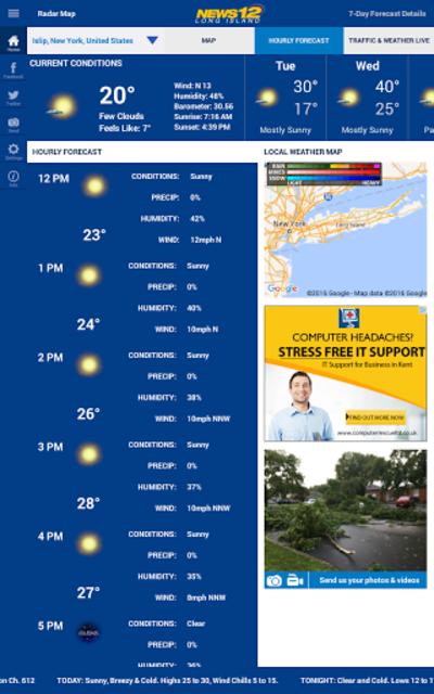 News 12 Weather screenshot 6