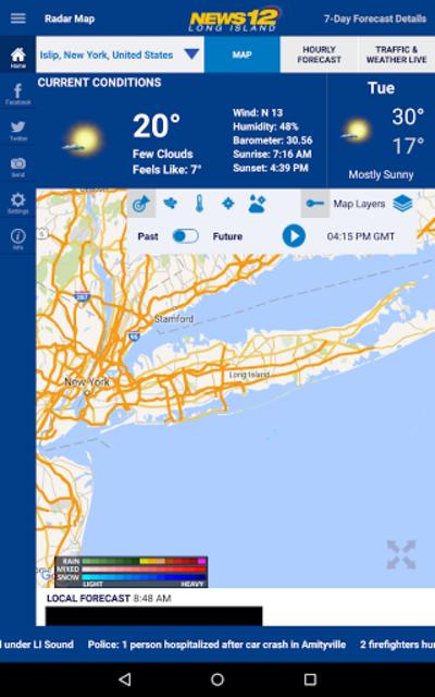 News 12 Weather screenshot 10