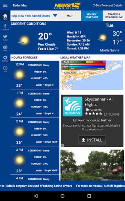 News 12 Weather screenshot 11
