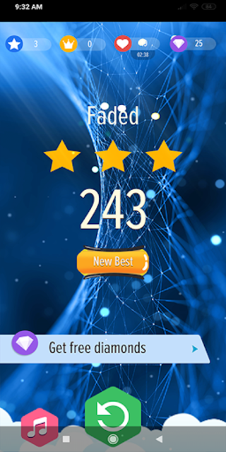 Alan Walker : Best Piano Tiles DJ screenshot 6