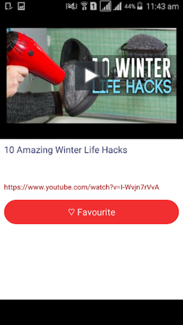 HouseHold Hacks screenshot 4
