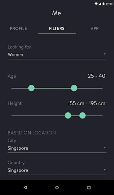 Paktor: Meet, Chat, Date Singles screenshot 16