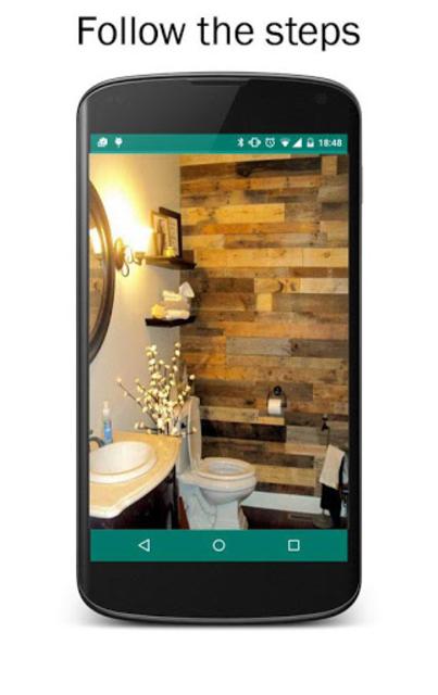 1000+ Pallet Design Ideas screenshot 2