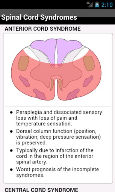 palmEM: Emergency Medicine screenshot 19