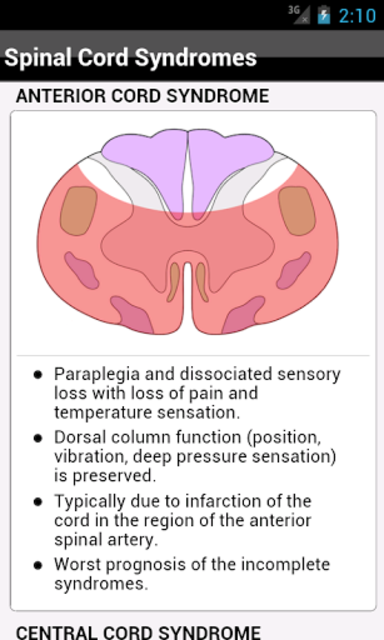 palmEM: Emergency Medicine screenshot 18