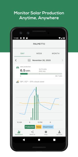 Palmetto screenshot 1