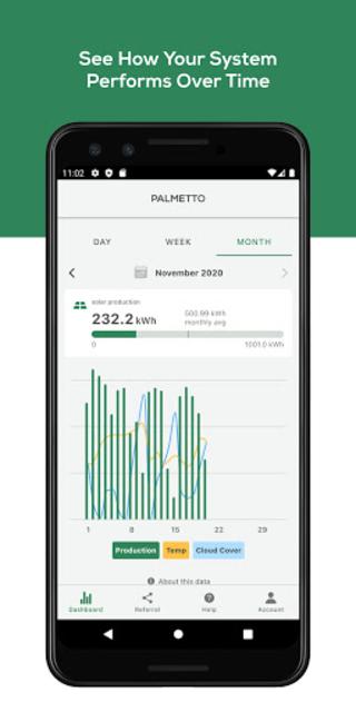 Palmetto screenshot 2