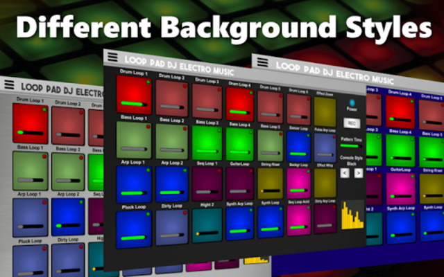 Loop Pad DJ Electro Music Simulator screenshot 2