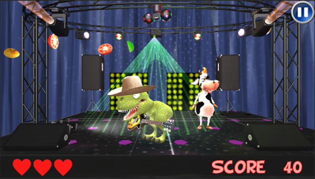 Mr Dino. The singing dinosaur screenshot 1