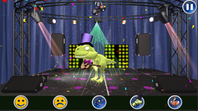 Mr Dino. The singing dinosaur screenshot 2