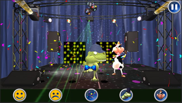 Mr Dino. The singing dinosaur screenshot 5