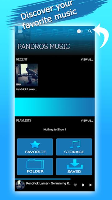 Free Pandros music screenshot 1