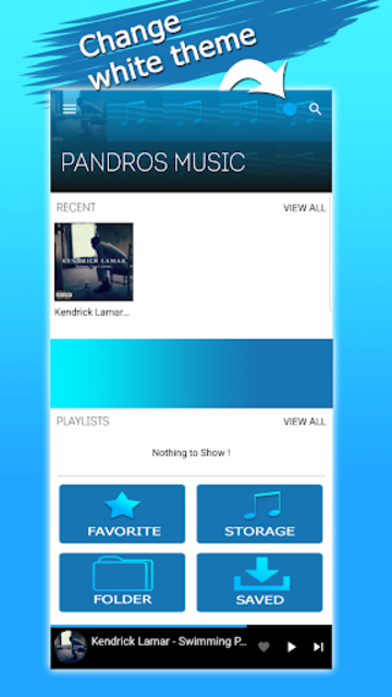 Free Pandros music screenshot 2