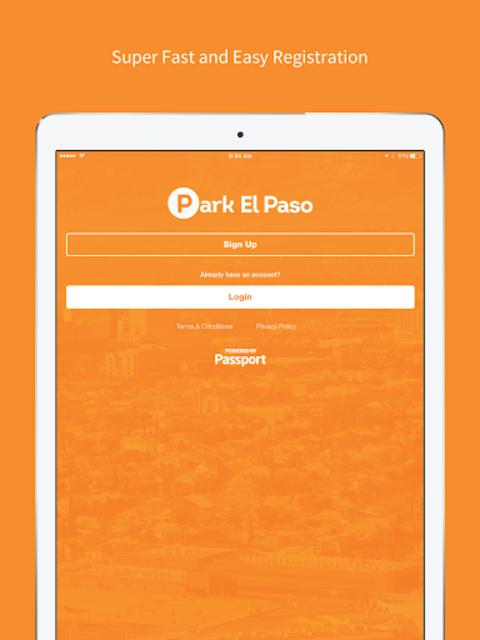 Park El Paso - Mobile Payments screenshot 6