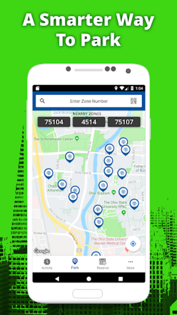 Park Columbus – A Smarter Way to Park in Columbus screenshot 1