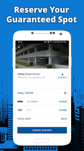 Park Columbus – A Smarter Way to Park in Columbus screenshot 2