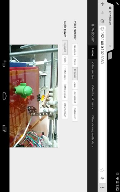 IP Webcam Pro screenshot 8