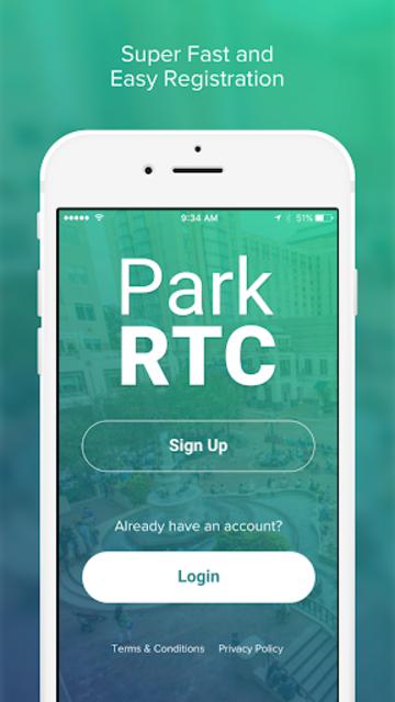 ParkRTC screenshot 1